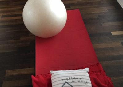 Entspannung und Bewegung