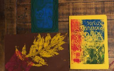 Kreativprogramm in der 2. Herbstferienwoche 2020