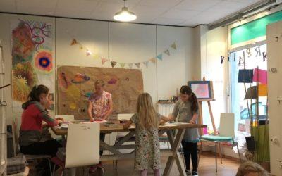 Rückblick: Einwöchiges Kreativprogramm in den Herbstferien 2017