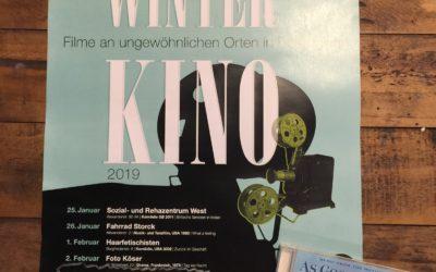 Winterkino 2019: Filme an ungewöhnlichen Orten in Rödelheim