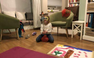 Spieltherapie in der Praxis: Ein Beispiel aus dem Herbst 2019