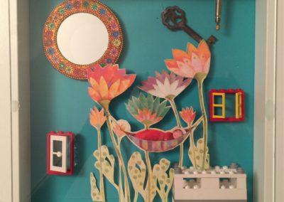 Materialbild Kunsttherapie