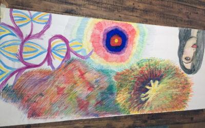 Rückblick: Kreatives Antistressprogramm am 29.06.2017