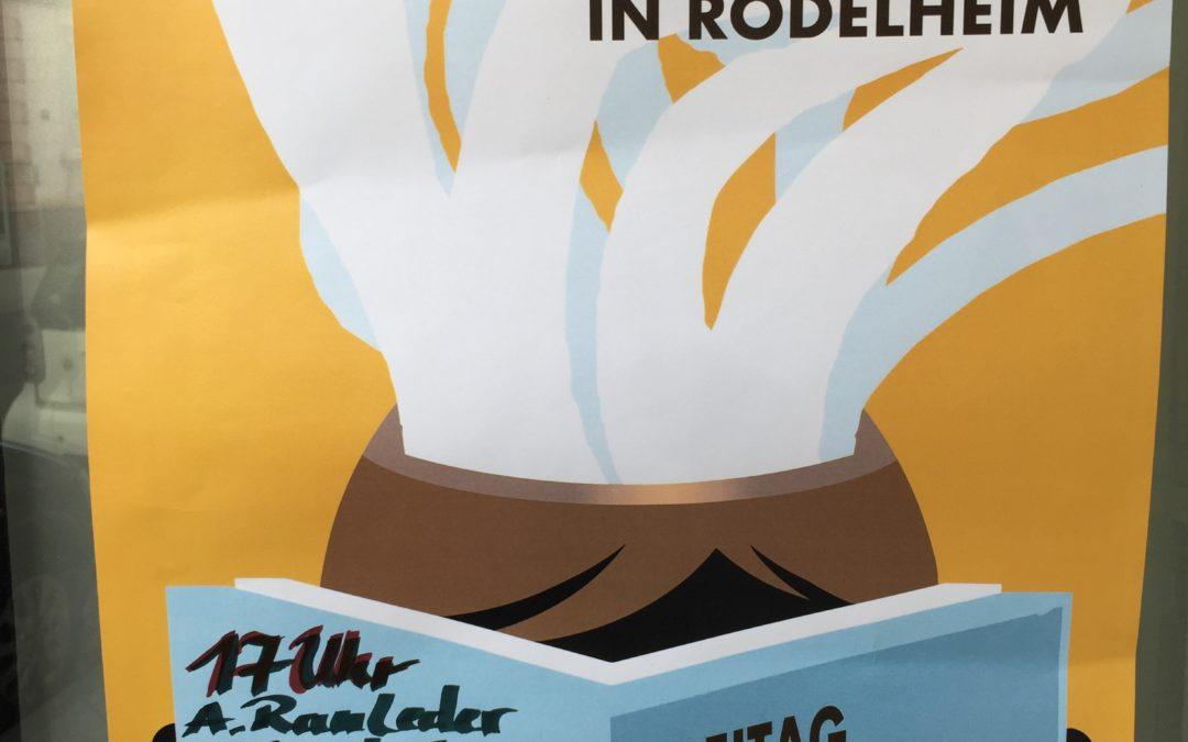 Tag des Vorlesens am Freitag, 14. September 2018 in Frankfurt/Rödelheim